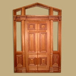 door frames door window frame panel shutters sree krishna - Door With Frame