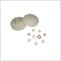 Landers Vitrectomy Lens Set