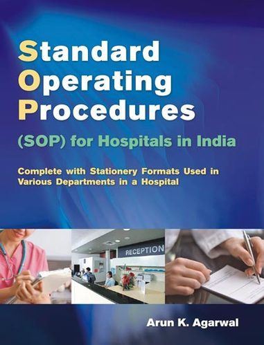 Standard Operating Procedures U0027SOPu0027 For Hospitals