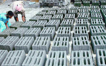 Nandini Fly Ash Industries Limited - Exporter of Anti Locking Blocks