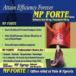 Mp Forte Tablets - View Specifications & Details of Forte