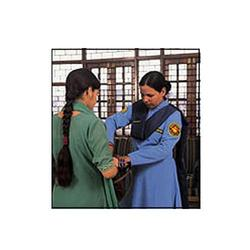 Lady Security Officers