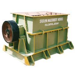 Single Shaft Wood Shredder