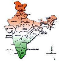 Indias Map Encyclopedia Indopaedia Retailer In Surat Id - India-us-map