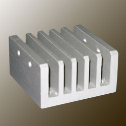Aluminum Extruded Heat Sinks