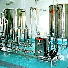 Mineral Water Packaging Plants