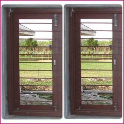 Custom Hollow Metal Windows