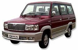 Toyota Qualis Rental
