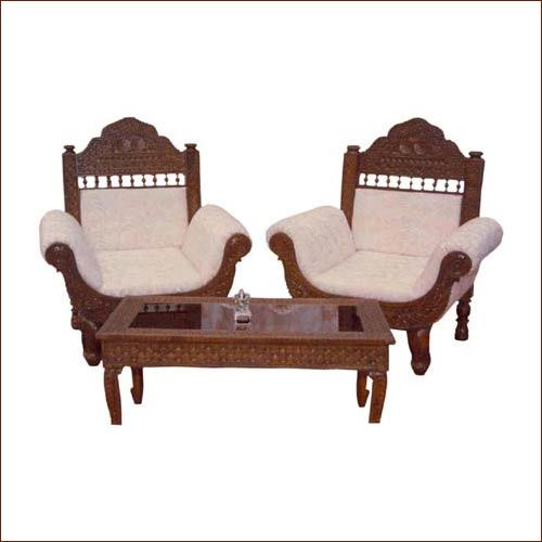 Wooden Carving Chair Set Wooden Sofa Wardrobes And Furniture