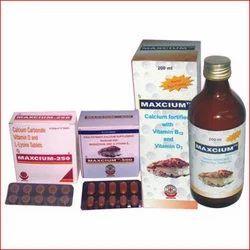 Haematinics And Calcium Supplements