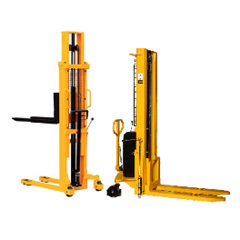 Hydraulic Pallet Stackers