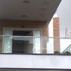 Glass Balcony Grills Gate Grilles Fences Railings Patel