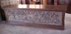 Old Door Table - ADT-003