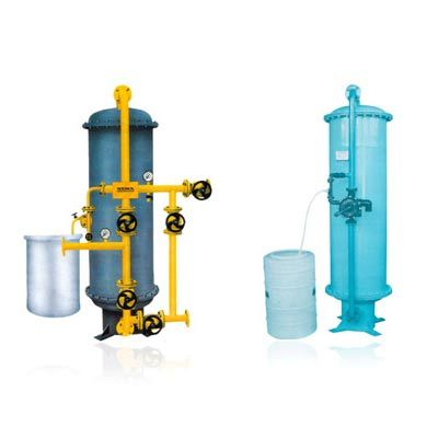 Nimonics Water Softening Plant