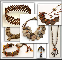 Wood jewelry wholesaler wholesale dealers in india wooden jewelry aloadofball Choice Image