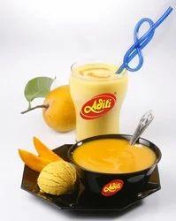 Natural Alphanso Mango Pulp