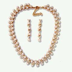 Elegant Pearl Jewelry Manufacturer Exporter in Vikaspuri New