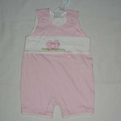 White Baby Girls Sleepwear