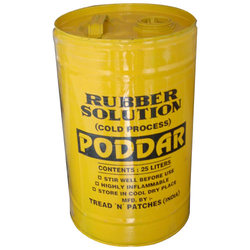 Rubber Solution Drums