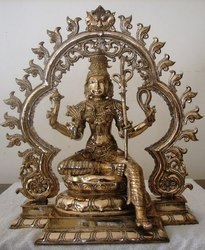 Brass Handicrafts Statue