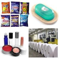 Detergent / Soap / Cosmetic / Paper Pulp