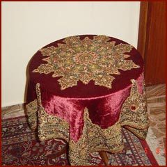 Embroidered Table Linen At Best Price In India