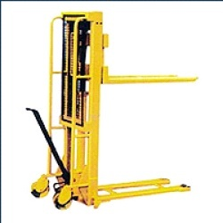 Hydraulic Stacker At Best Price In India
