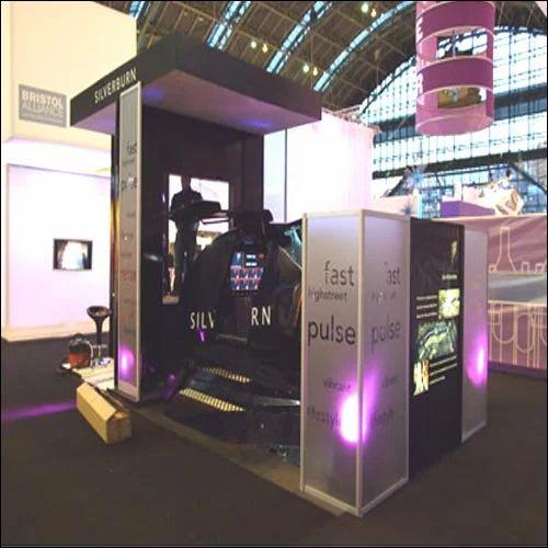 Exhibition Space Design Service Provider